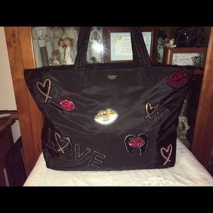Victoria Secret Love Tote Shoulder Bag